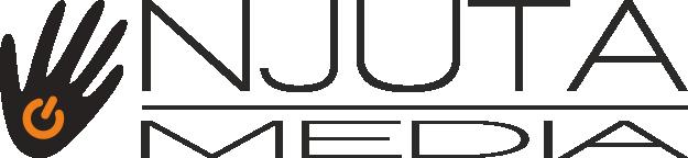 Njuta media logotype
