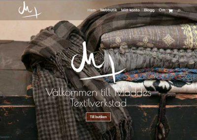 Maddes Textilverkstad